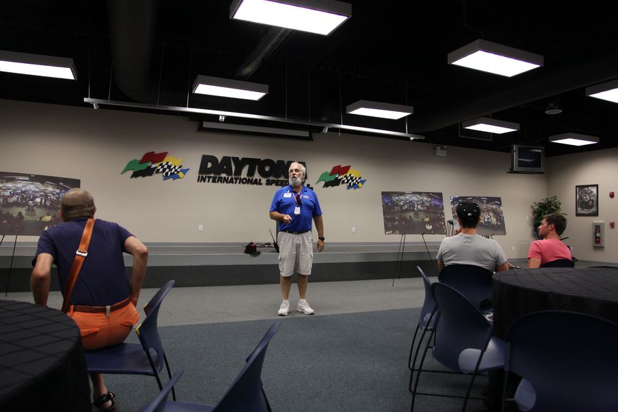 Daytona Int. Speedway Conference Room