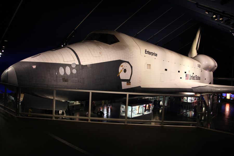Enterprise Space Shuttle