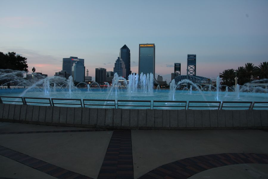 Jacksonville Friendship Fountain