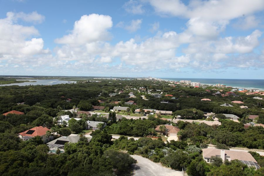 Ponce Inlet Ausblick