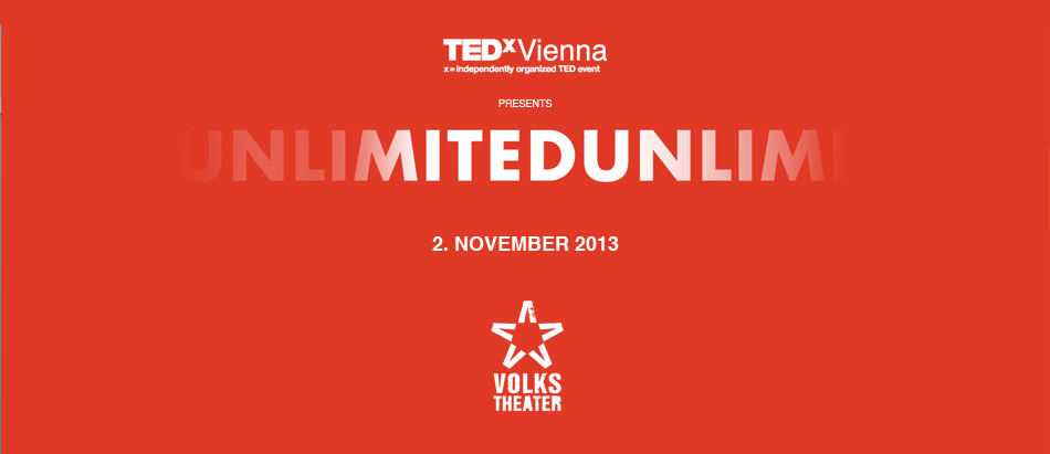 TEDxVienna 2013 - UNLIMITED